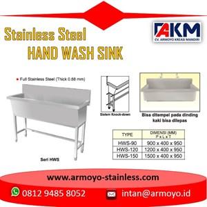 S/S Hand Wash Sink