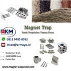 Magnet Trap Powder untuk industri tepung ketan 1