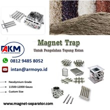 Magnet Trap Powder for the sticky rice industry