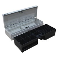 JZ CF270 Janz Cash Drawer pos  Black