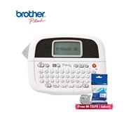 Jual Printer Label Brother P Touch PT-90 Mesin Label + Free M-TAPE ( label)