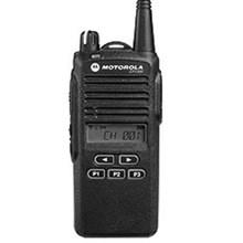 Handy Talkie (HT) Motorola CP1300 - AZH03KEH8AA7 136 - 174 MHZ VHF 5W 12.5/25K SCR 99CH