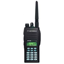 GP 338 136 vhf Handy Talkie Motorola