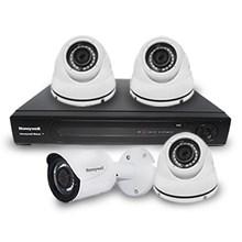 Paket Kamera CCTV Honeywell 4 CCTV + DVR
