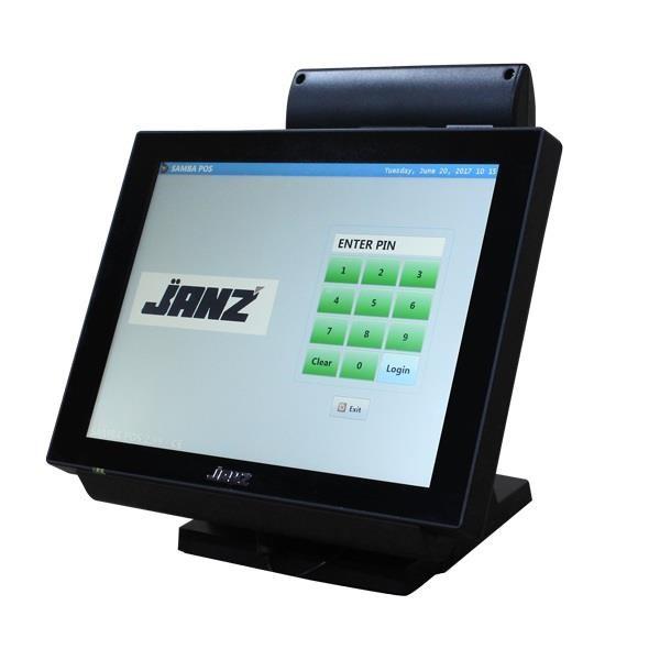 Mesin kasir pos JZ TI310 Janz