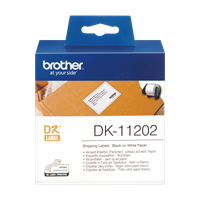 DK-11202 Label Roll Brother 62mm x 100mm 1