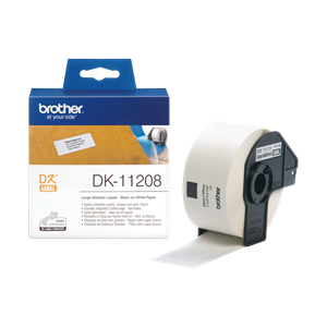 DK-11208 Brother Shipping Label Large Address 38mmx90mm (400label)