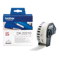 DK-22210 Brother Shipping Label Continuous Length Paper Tape 29mm (30.48m) 1