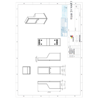 Jual Mesin Antrian e-Kios Touchscreen Information System