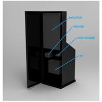 Jual Mesin Antrian e-Kios Touchscreen Information System 2