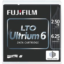 FUJIFILM LTO Ultrium 6 WORM Data Cartridge (2.5/6.