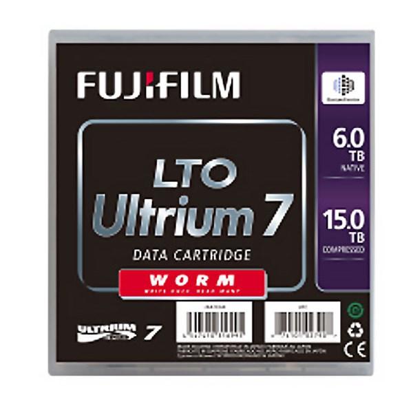 Cartridge Data LTO-7 WORM FUJI ULTRIUM7 DATA CARTRIDGE WORM 6.0TB