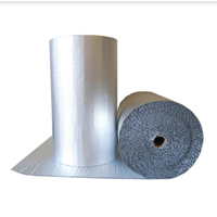 Aluminium Foil Bubble Premier DB Insulasi Safe Foil 1