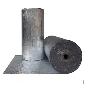 Aluminium Foil Foam Thermal Insulasi Ecogard