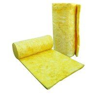 Glasswool Insulator Akustik Roll Density 32 Kg 1