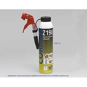 Corium Z190  Pengganti Gasket Untuk Segala Macam Penggunaan Permesinan