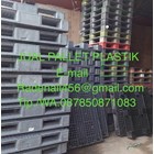 Jual Pallet plastik bekas uk 120x100x15 4