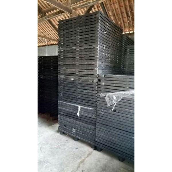 Pallet plastik uk 120x100x15 cm