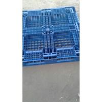 Pallet Plastik bekas semua ukuran mulai dari 140x110x15 cm Murah 5