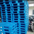 Pallet Plastik bekas semua ukuran 120x80x14.5 cm 9