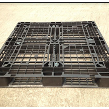 Pallet Plastic used all size 110x110x12 cm