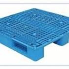 Juan Pallet plastik bekas semua Ukuran 110x110x12cm 7