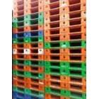 Juan Pallet plastik bekas semua Ukuran 110x110x12cm 3