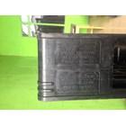 Pallet plastik bekas ukuran 110x110x15 cm model rata Lot  3 ton  7