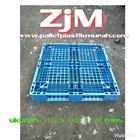 Pallet plastik murah ukuran 1100 x 1100 x 150 mm 4