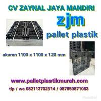 Dari Pallet plastik baru ukuran 1111. tersedian semua ukuran ready stok 0