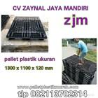 Supplier Pallet plastik Bekas ukuran 1300 x 1100 x 120 cm yg berkualitas  1