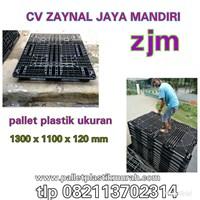 Supplier Pallet plastik Bekas ukuran 1300 x 1100 x 120 cm yg berkualitas