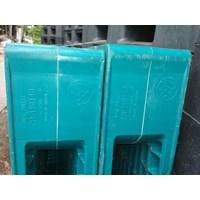 Jual Supplier Pallet plastik Bekas ukuran 1400  x 1100 x 150 cm yg berkualitas  2