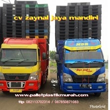 Supplier of Pallet Plastic Used in Surabaya jakart