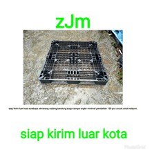 Supplier of plastic pallet cikarang - new plastic