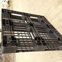 Jual Supplier Pallet plastik Bekas yg berkualitas di cerbon surabya jakarta bandung bogor bekasi 2