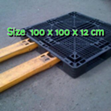 Pallet plastik second sell plastic pallet secondh