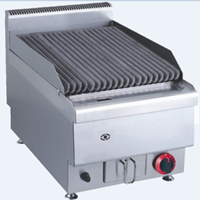 Gas Lava Roock Grill
