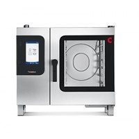 Oven Combi Steamer with Smoker EasyTouch 6.10 EB