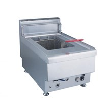 Gas Deep Fryer Single Tank Countertop TRC - 1
