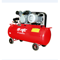 Kompresor Udara NLG BAC1020 With Motor Engine