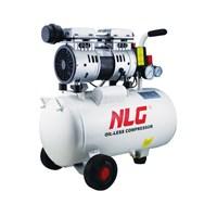 Jual Kompresor Angin dan Suku Cadang Oil Less (Bebas Oli) NLG Tipe OC-1024