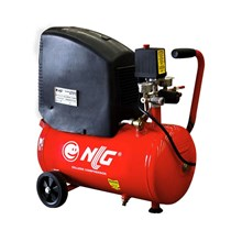 Kompresor Angin dan Suku Cadang Oil Less NLG Tipe OC-1524