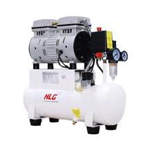 Kompresor Angin dan Suku Cadang Oil Less (Bebas Oli) NLG Tipe New OC-0709