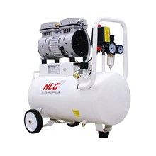 Kompresor Angin dan Suku Cadang Oil Less (Bebas Oli) NLG Tipe New OC-1024