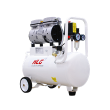 Kompresor Angin dan Suku Cadang Oil Less (Bebas Oli) NLG Tipe New OC-1124