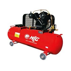 Dari Kompresor Angin dan Suku Cadang Belt Driven BAC 3075 Unloader Without Engine 0