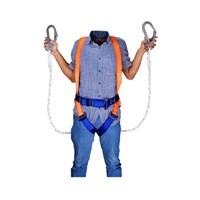 Jual Full Body Toho Safety Harness / Body Harness