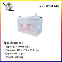Baterai Kering Voz 12V 100 Ah GEL 1