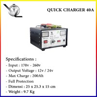 Jual Battery Charger Voz 40 A